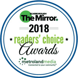 Scarborough Mirror 2018 Readers Choice Awards logo